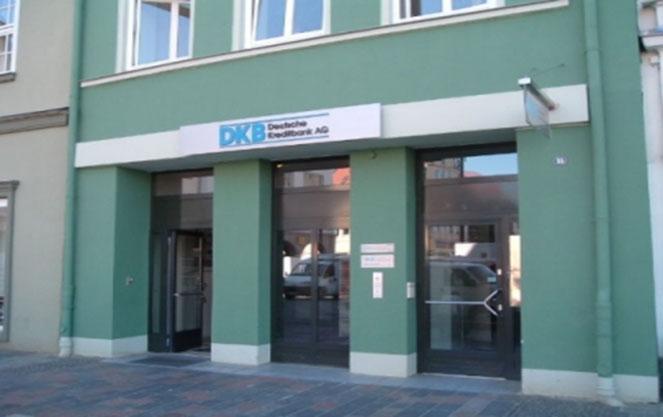 DKB банк в германии