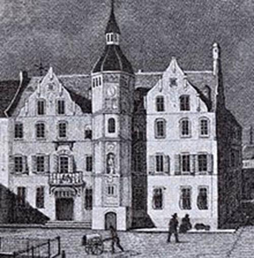 История дюссельдорфской ратуши