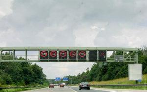 Дорожные знаки германии