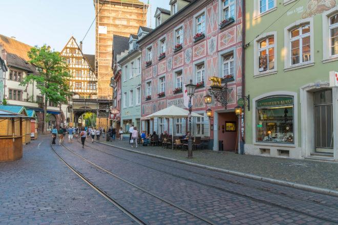 Пешеходный Фрайнбург