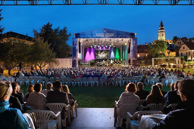 Музыкальный фестиваль в Чехии