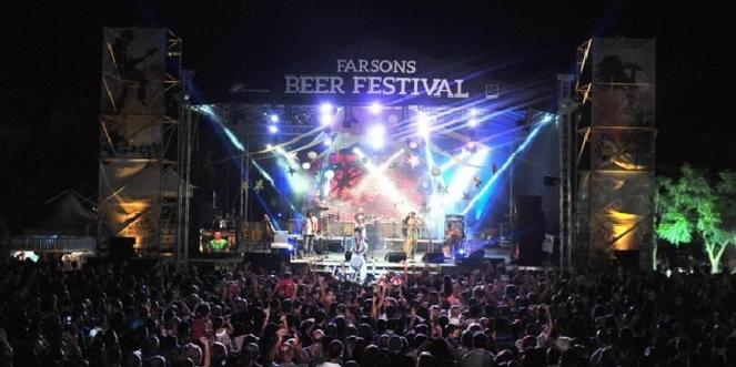 Пивной фестиваль Фарсонс на Мальте