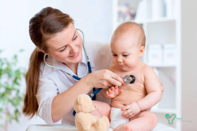 Медицинские визы для детей до 6 лет