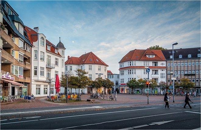Недвижимость в Ольденбурге
