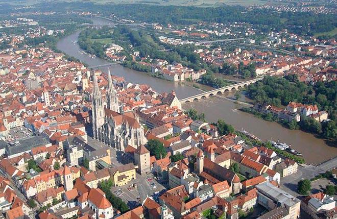 Недвижимость в Регенсбурге