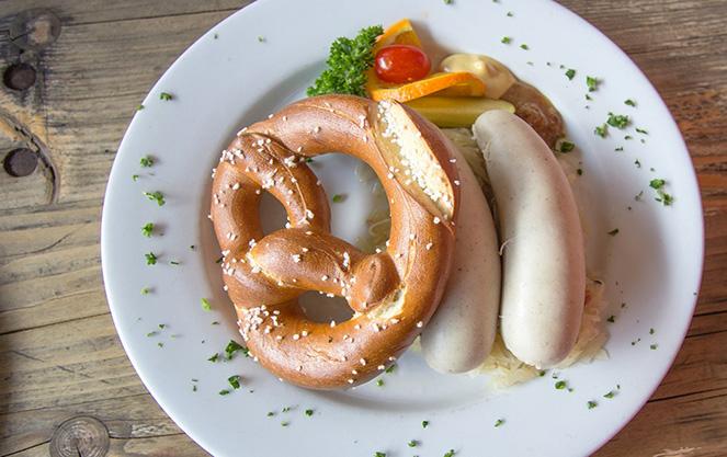 Что едят во франкфурте