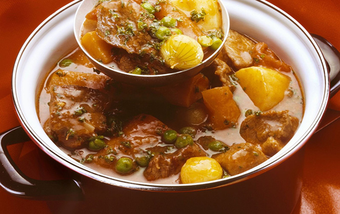 Eintopf очень густой суп