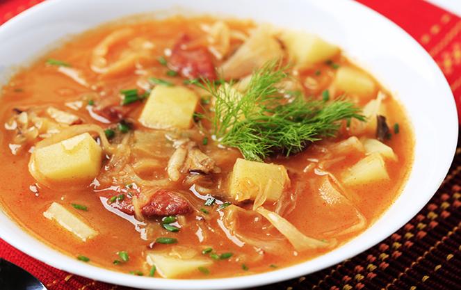 Немецкие супы