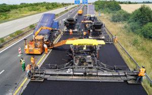 Строительство дорог в германии