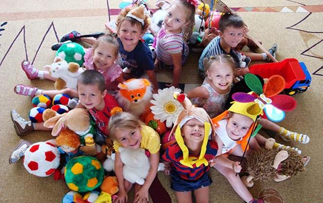 Польское обучение для дошкольников
