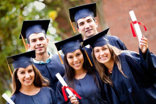 Студенты в Польше