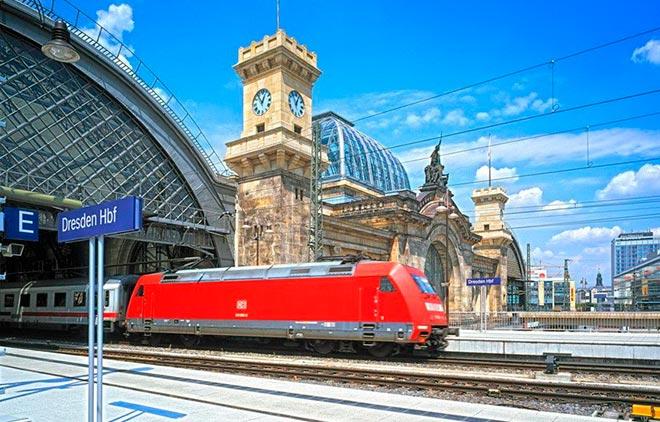 Как быстро и дешево добраться из Праги в Дрезден