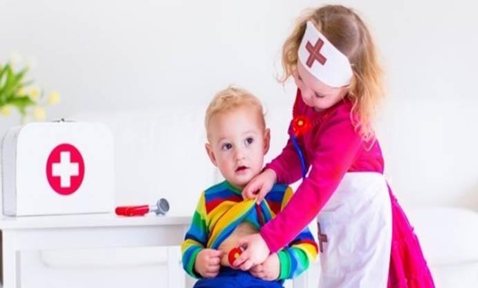 Прививки в германский детский сад