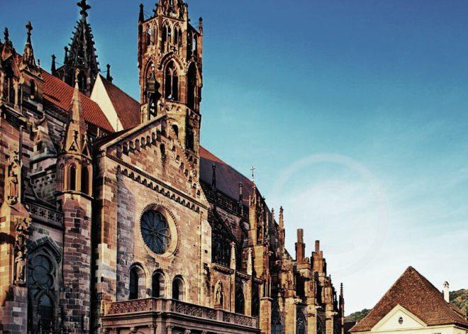 Кафедральный собор во Фрайбурге: как добраться и почему стоит посмотреть