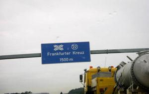 Транспортные развязки на магистралях