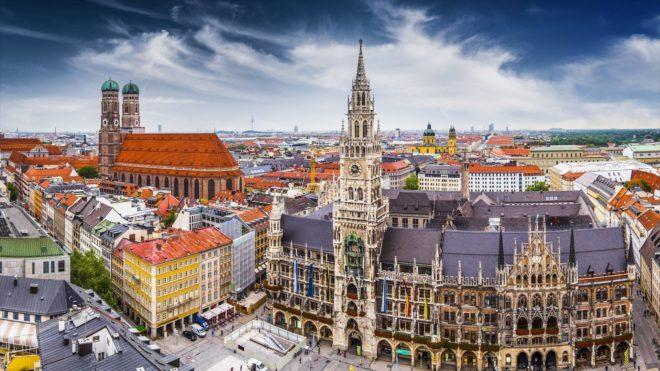 Город Мюнхен