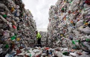 Обращение с мусором в германии