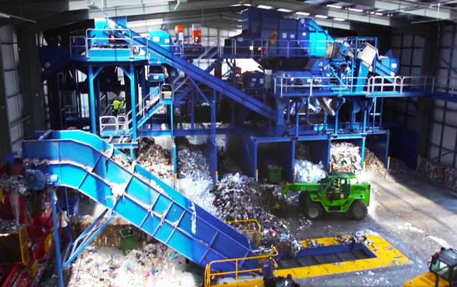 Кто и как сортирует мусора в германии