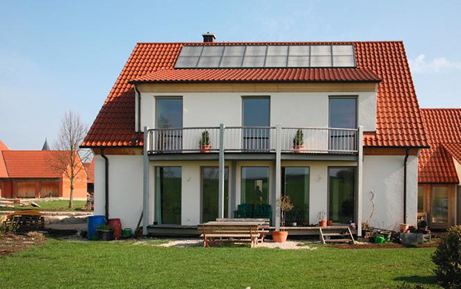 Как строят дома в Германии