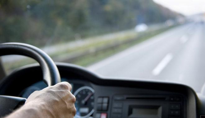 Зараплата водителя грузовика