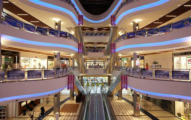 Торговые центры польши