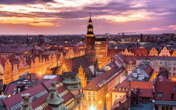 Работа во Вроцлаве в  2019  году как решение жизненных проблем