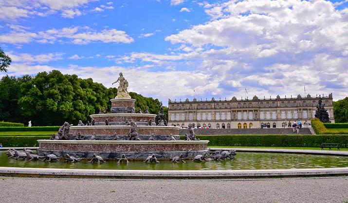 Замок херренкимзее