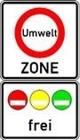 Экологические зоны в германии