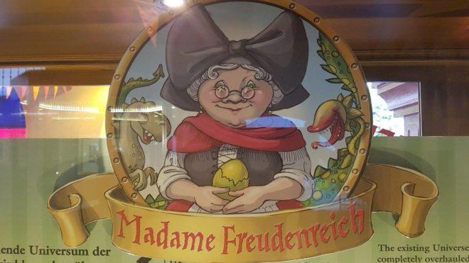 Madame Freudenreich Curiosités