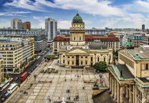 Цены на аренду квартир различной площади в Берлине
