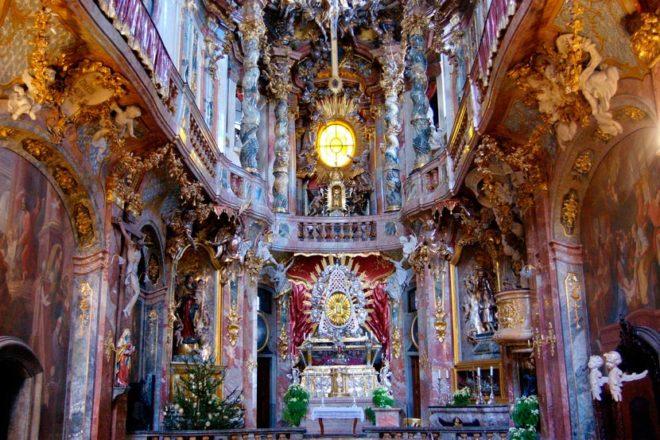 Церковь Азамкирхе
