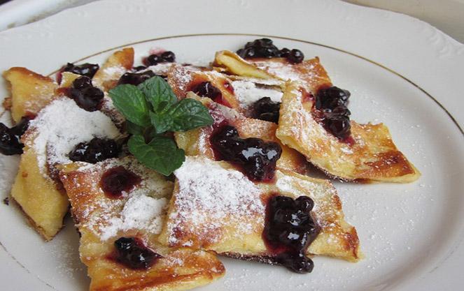 Немецкий десерт кайзершмаррн