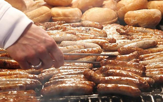 Как приготовить баварские сосиски