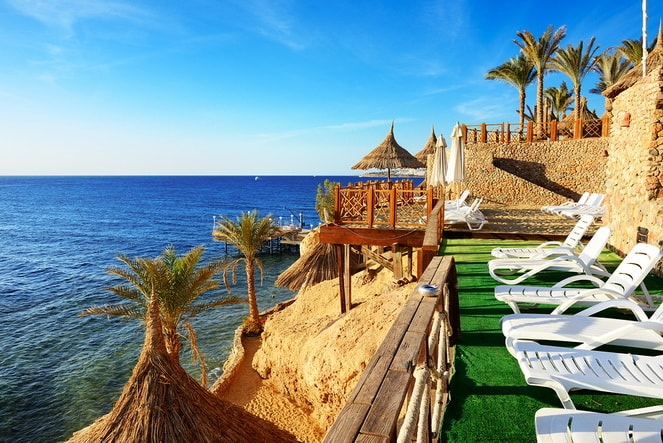 Курорт в Марокко