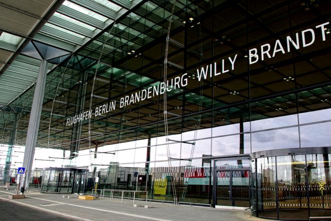 Берлинский аэропорт имени Вилли Брандта