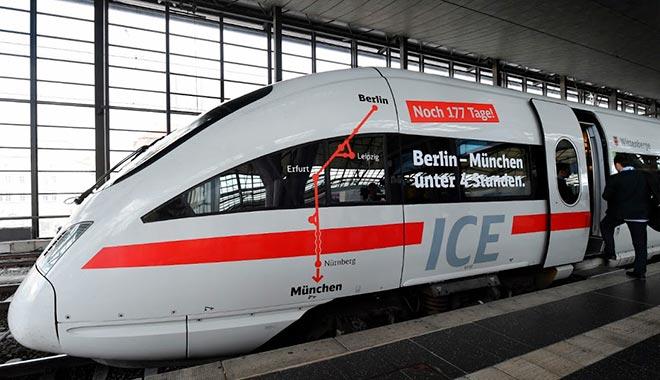 Как добраться из Берлина в Мюнхен