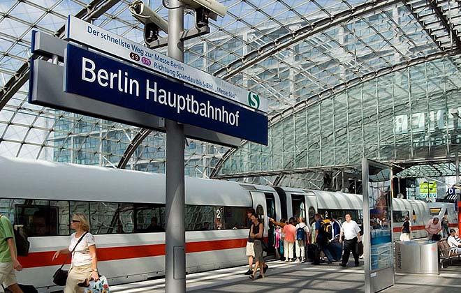 Как быстро и удобно добраться из Берлина в Нюрнберг