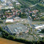 Район Burgau (Бургау) в Йене