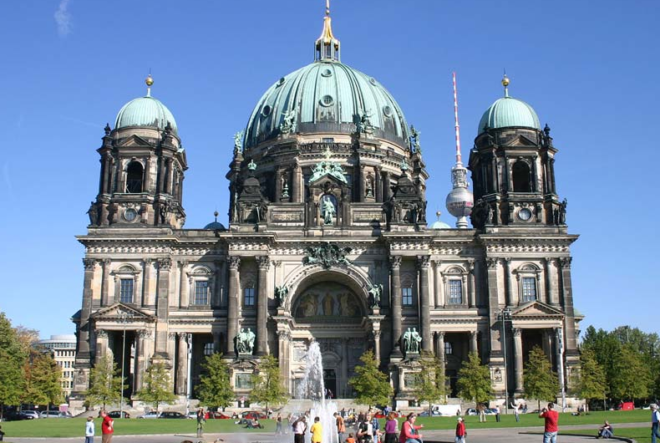 Храмы и соборы Мюнхена