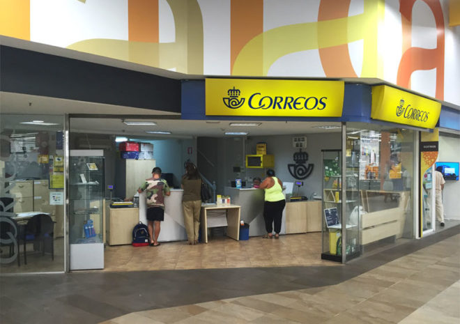 Почтовая служба Correos