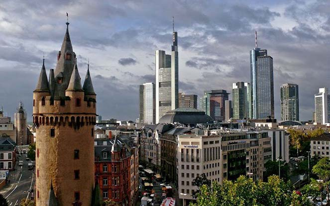 Храмы, соборы и мечети Франкфурта-на-Майне