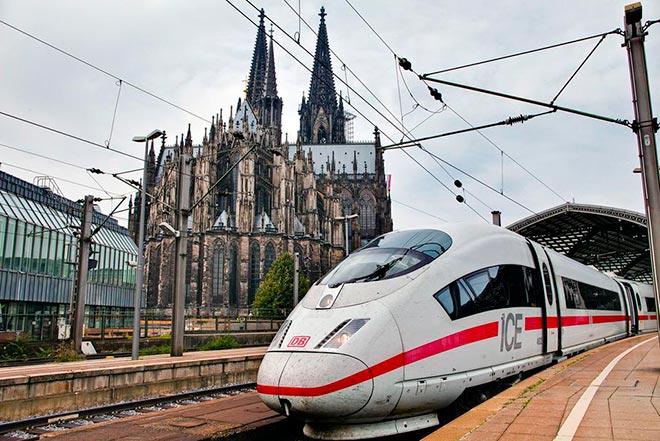 Как добраться из Дюссельдорфа в Кельн