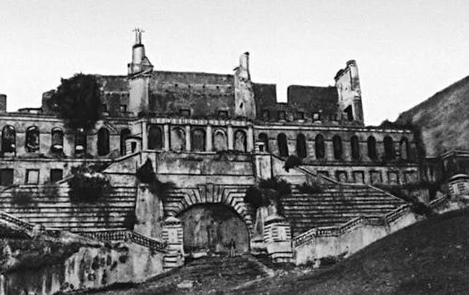 История создания дворца сан суси