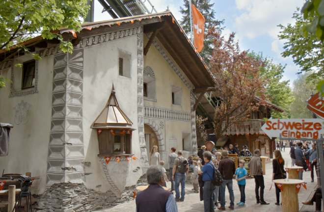 Schellen-Ursli House