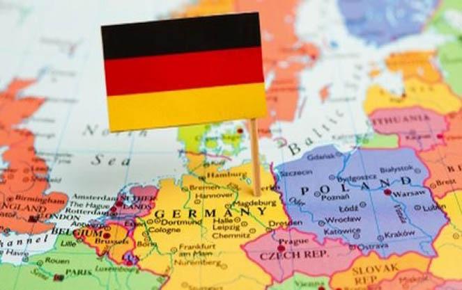 Где говорят на немецком языке