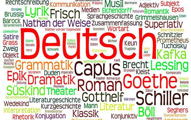 На каком языке говорят в германии