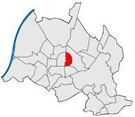 Район Инненштадт-Ост в Карлсруэ