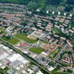 Район Jena-Nord в Йене