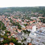 Район Jena-West в Йене