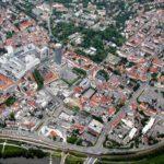 Район Jena-Zentrum (Йена-Центрум) в Йене